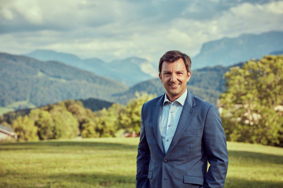 Martin Staudinger in der freien Natur / Umweltschutz / Klimaschutz